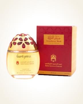 Abdul Samad Al Qurashi Strawberry Musk Eau de Parfum 100 ml