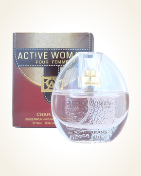 Nabeel Active Woman Miniature Collection parfémová voda 15 ml