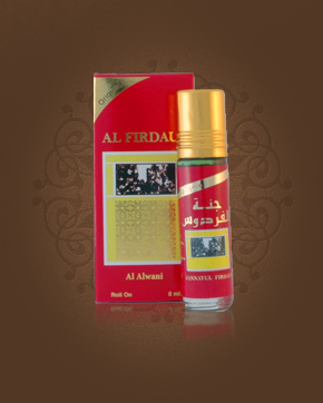Al Alwani Al Firdaus parfémový olej 8 ml