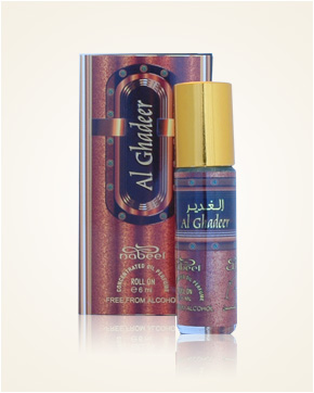 Nabeel Al Ghadeer Concentrated Perfume Oil 6 ml