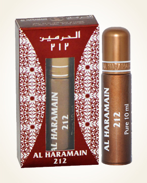 Al Haramain 212 Concentrated Perfume Oil 10 ml