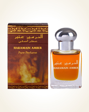 Al Haramain Amber Concentrated Perfume Oil 15 ml
