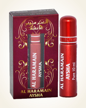 Al Haramain Aysha Concentrated Perfume Oil 10 ml