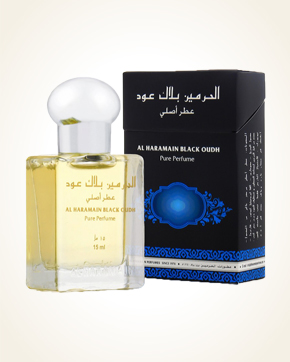 Al Haramain Black Oudh Concentrated Perfume Oil 15 ml
