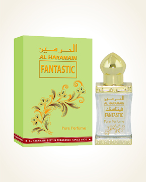 Al Haramain Fantastic Concentrated Perfume Oil 12 ml