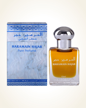 Al Haramain Hajar Concentrated Perfume Oil 15 ml