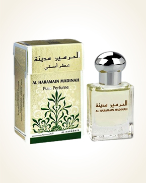 Al Haramain Madinah Concentrated Perfume Oil 15 ml