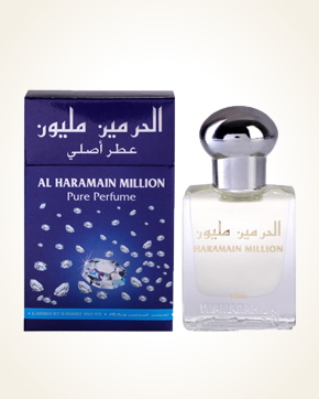 Al Haramain Million Concentrated Perfume Oil 15 ml