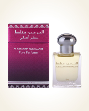 Al Haramain Mukhallath Concentrated Perfume Oil 15 ml