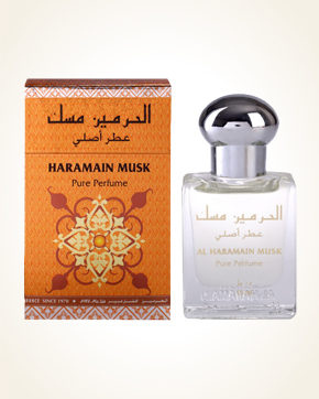 Al Haramain Musk Concentrated Perfume Oil 15 ml