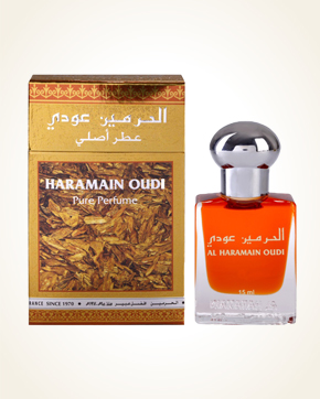 Al Haramain Oudi Concentrated Perfume Oil 15 ml