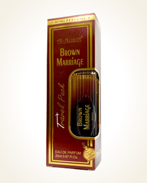 Al Nuaim Brown Marriage woda perfumowana 20 ml
