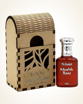 Al Nuaim Mushk Rose parfémový olej 10 ml