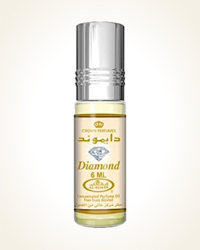 Al Rehab Diamond Concentrated Perfume Oil 6 ml