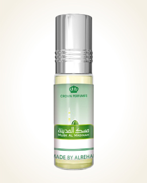 Al Rehab Musk Al Madinah Concentrated Perfume Oil 6 ml
