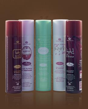 Al Rehab Maroccan Rose osvežovač vzduchu 300 ml