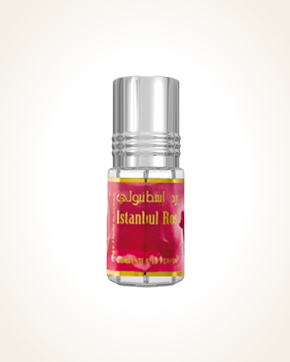 Al Rehab Istanbul Rose Concentrated Perfume Oil 3 ml