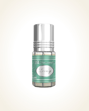 Al Rehab Lovely olejek perfumowany 3 ml