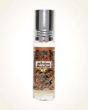Al Rehab Musk Oud Concentrated Perfume Oil 6 ml