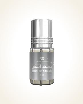 Al Rehab White Musk parfémový olej 3 ml