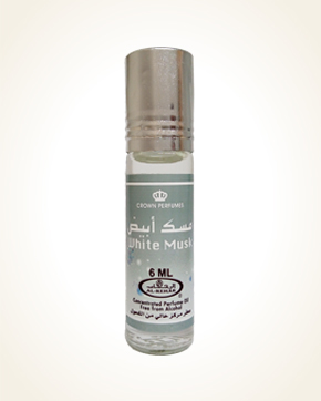 Al Rehab White Musk Concentrated Perfume Oil 6 ml