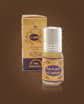 Al Rehab Al Safwah parfémový olej 3 ml