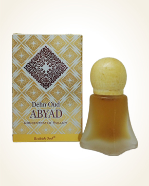 Arabisk Oud Dehn Oud Abyad Concentrated Perfume Oil 20 ml