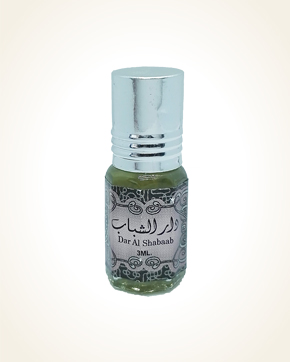 Ard Al Zaafaran Dar Al Shabab Concentrated Perfume Oil 3 ml