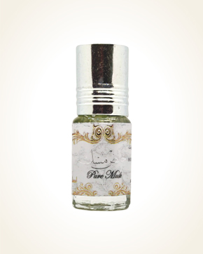 Ard Al Zaafaran Pure Musk Concentrated Perfume Oil 3 ml