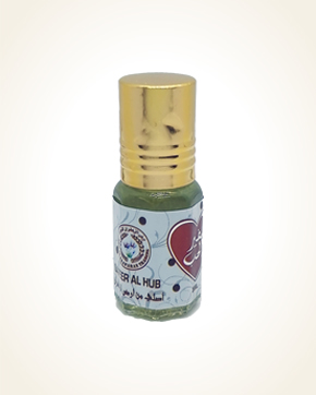 Ard Al Zaafaran Safeer Al Hub Concentrated Perfume Oil 3 ml