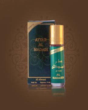Al Alwani Attar Al Madaien parfémový olej 8 ml