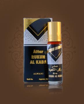 Al Alwani Attar Rukun Al Kaba parfémový olej 8 ml