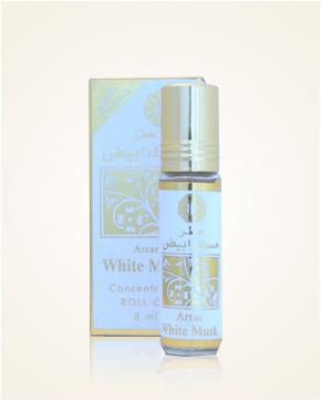 Surrati Attar White Musk parfémový olej 8 ml