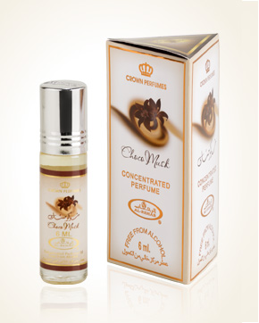 Al Rehab Choco Musk Concentrated Perfume Oil 6 ml