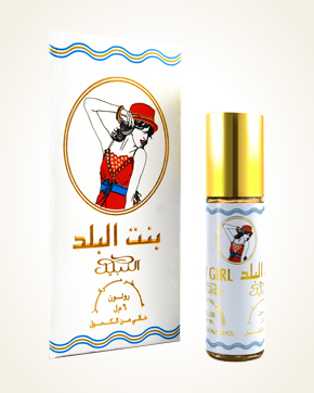 Nabeel City Girl Concentrated Perfume Oil 6 ml