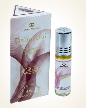 Al Rehab Delightful Concentrated Perfume Oil 6 ml
