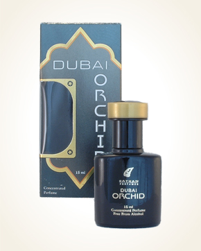 Rayhan Perfumes Dubai Orchid Concentrated Perfume Oil 15 ml