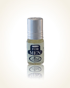 Al Rehab For Men olejek perfumowany 3 ml