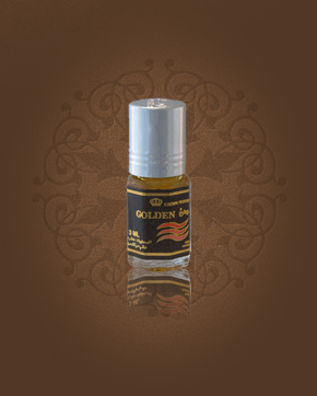 Al Rehab Golden Concentrated Perfume Oil 3 ml