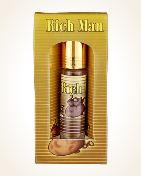 Hamil Al Musk Rich Man parfémový olej 8 ml