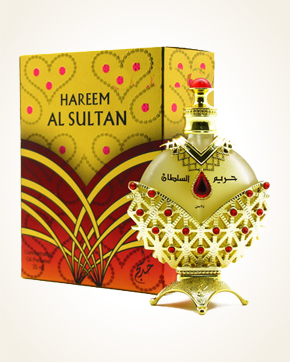 Khadlaj Hareem Al Sultan Gold Concentrated Perfume Oil 35 ml