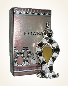 Khadlaj Howra Silver Concentrated Perfume Oil 20 ml