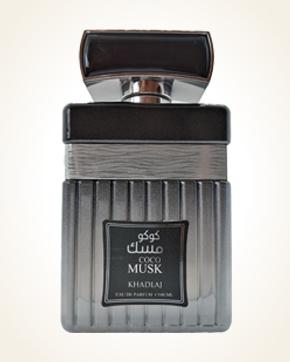 Khadlaj Coco Musk parfémová voda 100 ml