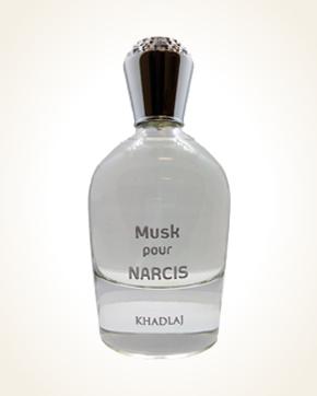 Khadlaj Musk Narcis Eau de Parfum 100 ml