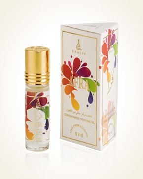 Khalis Afra Concentrated Perfume Oil 6 ml