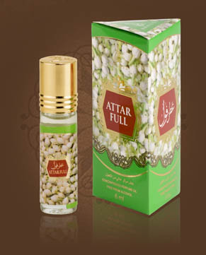 Khalis Attar Full Jasmin Concentrated Perfume Oil 6 ml