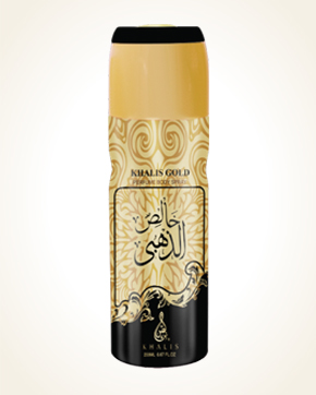 Khalis Gold deospray 200 ml