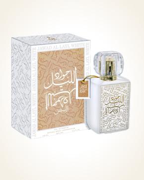 Khalis Jawad Al Layl White parfémová voda 100 ml