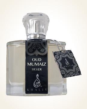Khalis Oud Mumaiz Silver parfémová voda 100 ml