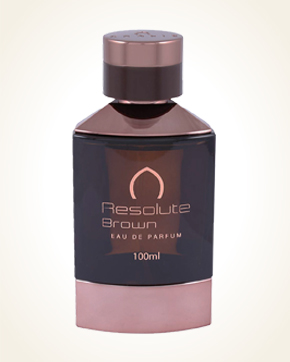 Khalis Resolute Brown parfémová voda 100 ml